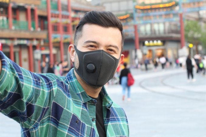 Oxybreath Pro Mask - Choices and More Choices