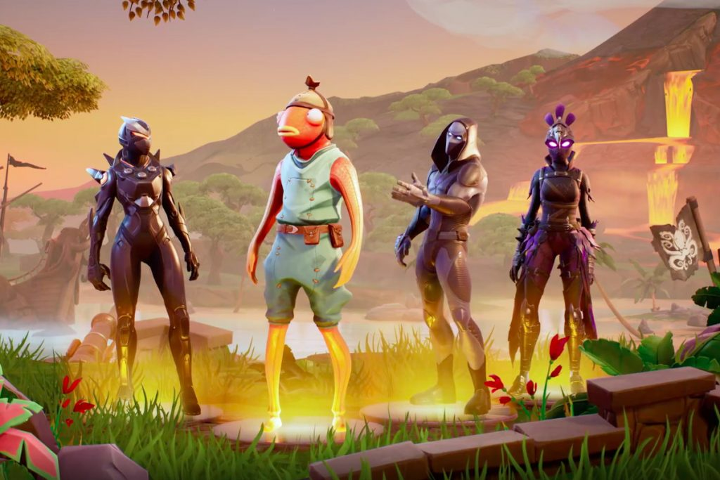 Play fortnite battle royale game account with these rules