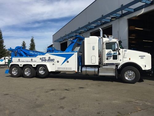 Extra Services That Towing Company Should Provide