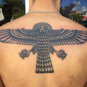 falcon tattoo