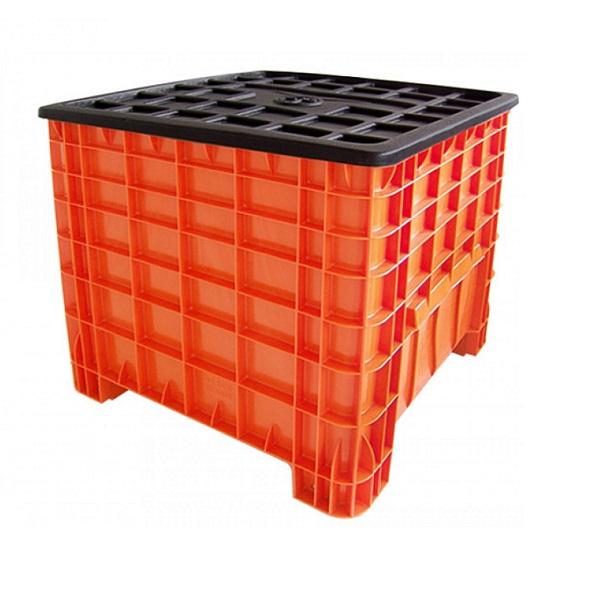 plastic compartments